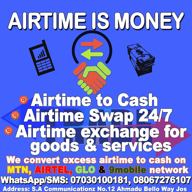 CONVERT YOUR EXCESS AIRTIME TO CASH | SHUMTI SERVICES